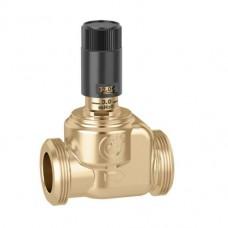 Дифференциальный перепускной клапа 2- 30 кПа (0,2 -3,0 м вод.ст.)