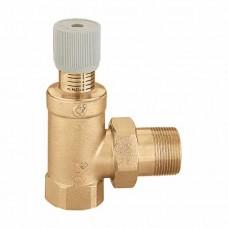 Перепускной дифференциальный клапан 3/4″ до 2 м3/час