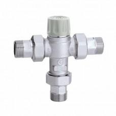 Термостатический смеситель для гигиенического душа 1/2″ 30°С – 50°С 1,5