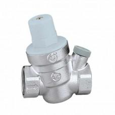 Редуктор давления для холодной воды 3/4″ от 1 до 6 бар