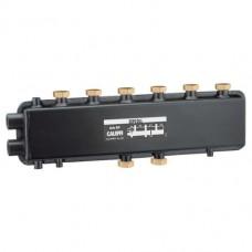 SEPCOLL Коллектор со встроенным гидравлическим разделителем  1 1/4″ВР от котла + 4 х 1 1/2″ВР