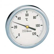 Термометры 1/2″ Ø 80 радиальный