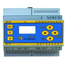 Погодозависимый контроллер для 2-х контуров и бойлера
