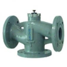 3-х ходовые штоковые клапаны MKDN DN 100, kvs 160