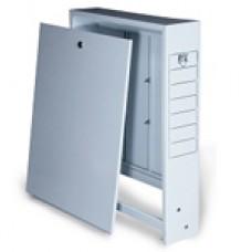 Шкаф распределительный (коллекторный) наружный (ШРН) 651 х 120 х 454 3-4 вых.
