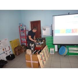 Семинар в г. Брянск. Июль 2013 года